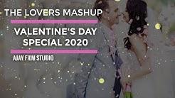 The Lovers Mashup - 2020 | DJ Skullz & DJ Isha | Bollywood Love Mashup  Audio | AJAY FILM STUDIO