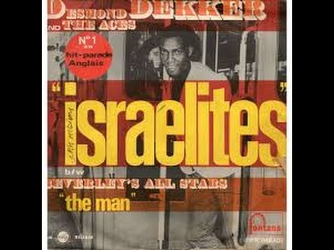 The Israelites DESMOND DEKKER AND THE ACES Video Steven Bogarat