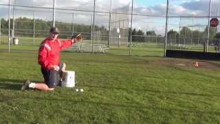batting practice a 12 player drill part 1 of 3 offense station youth baseball softball