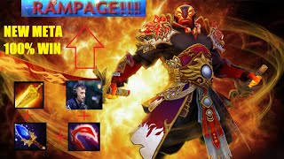 ARTEEZY Ember Spirit MAGIC+PHYSICAL(Rampage) NEW IMBA Build! TOP 3 World rank- PATCH 7.22  FULL GAME