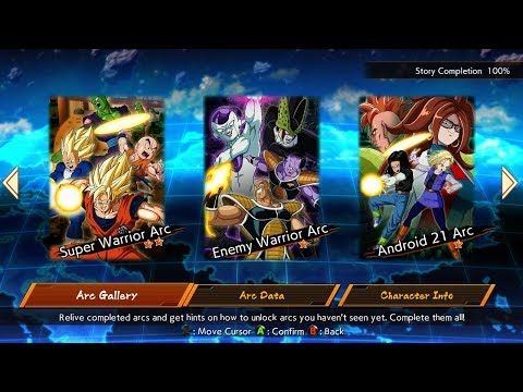 dragon ball fighterz arc gallery special events guide 100% להורדה