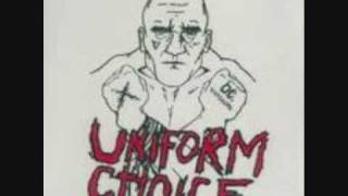 Uniform Choice - My Own Mind