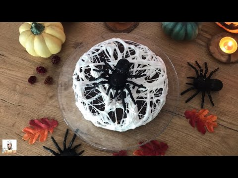 recette-du-gâteau-toile-d'araignée