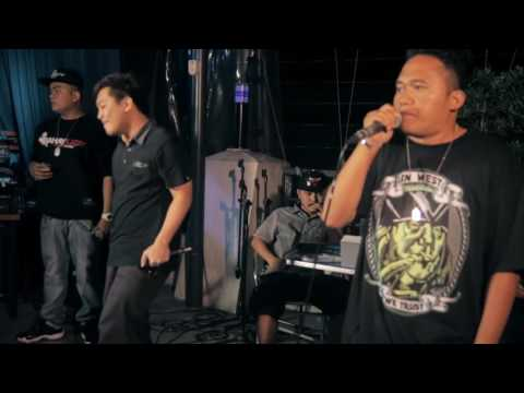 Bahay Katay - Parañaque Rebelz - Rap Song Competition @ Giniling Festival Pt. 1