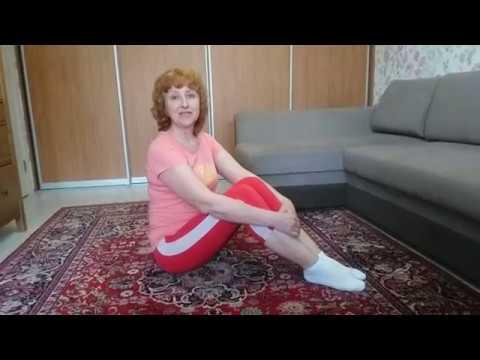Самомассаж спины в домашних условиях