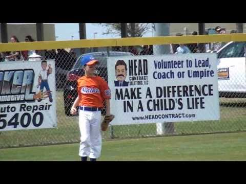 Viera Suntree Little League Opening Day-VSLL