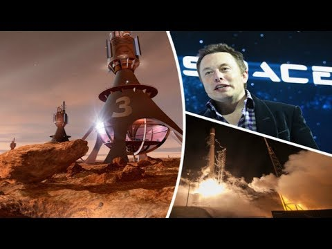 Elon Musk SpaceX Major Update: We Will Go to Mars as Early as 2023, NASA ?