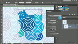 Illustrator Cc Tutorial: Using The Pattern Generator | Lynda.com
