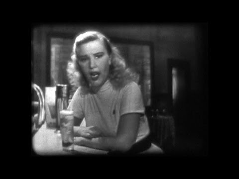 JEAN DARLING: THIRSTY YOUNG BLONDE