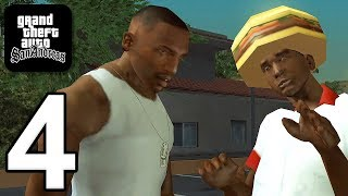 Grand Theft Auto: San Andreas - Gameplay Walkthrough Part 4 (iOS, Android)