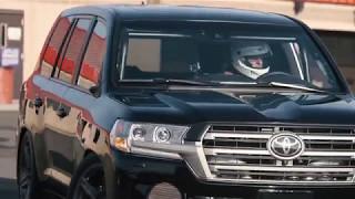 2017 Toyota Land Speed Cruiser World Record - 370 km/h (230 mph)