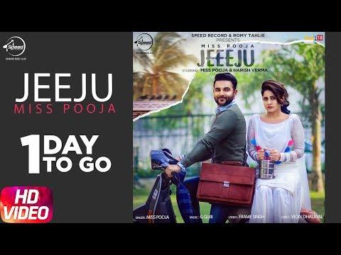 1 Day To Go | Jeeeju | Miss Pooja | Harish Verma | G Guri | Frame Singh | Releasing 5th Dec