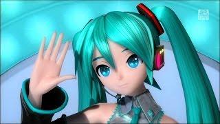 【初音ミク】えれくとりっく・えんじぇぅ【Project DIVA Future Tone】