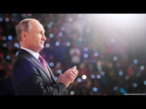 Путин объявил о своем участии в президентских выборах  / Новости