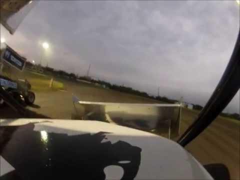 Gulf Coast Speedway - Red Light thrown during start of Race