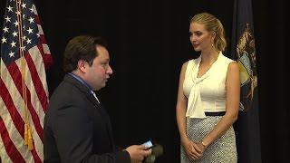 Ivanka Trump raw interview