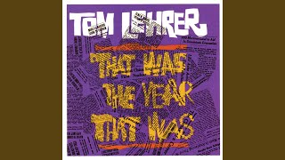 Watch Tom Lehrer Whatever Became Of Hubert video