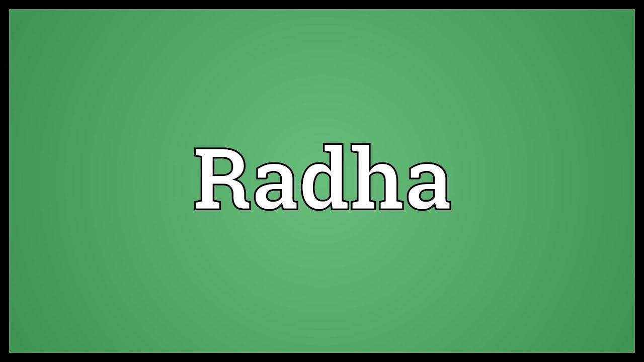 Rada: name, description, meaning 74