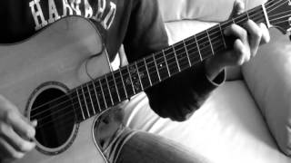 """A little too far"" - Savatage unplugged cover (F. Bertagna)"