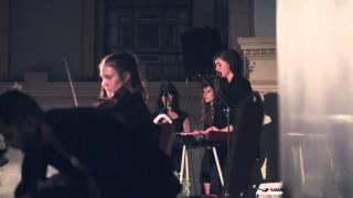 "Julianna Barwick - ""Crystal Lake (Live At Judson Church)"" (Official Video)"