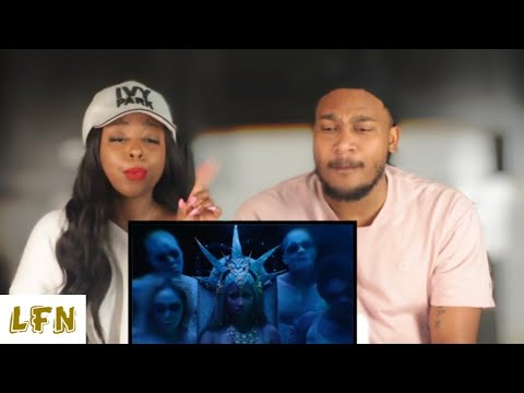 "NICKI MINAJ ""HARD WHITE"" (REACTION)"