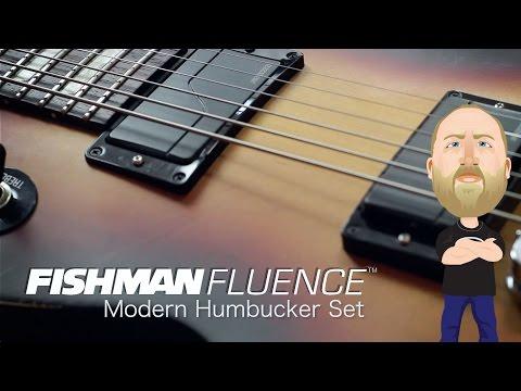Fishman Fluence Modern Pickups - Demo