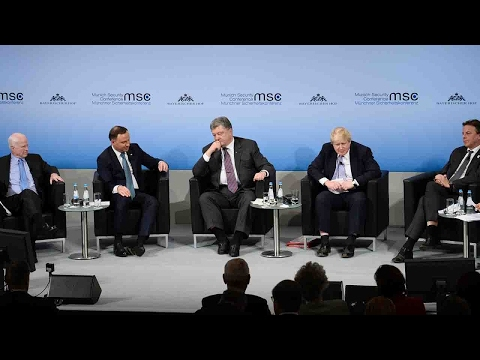 Munich Security Report: A post-Western age of 'illiberal' international orders