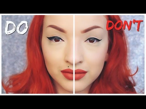 Perfect Winged Eyeliner | Hooded, Sagged, or ALL