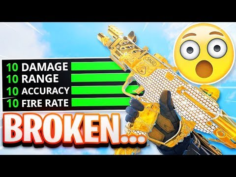 """How to Make the """"SAUG 9MM"""" OVERPOWERED! (TOO FAST!) - Black Ops 4!"""