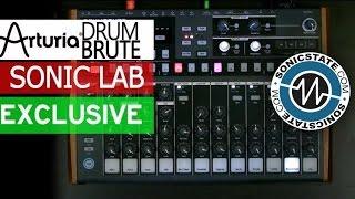 Arturia Drum Brute In Depth Preview- Sonic LAB