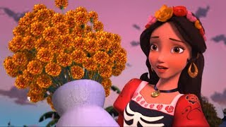 Елена принцесса Авалора 2 сезон 1 серия мультфильм Disney для детей