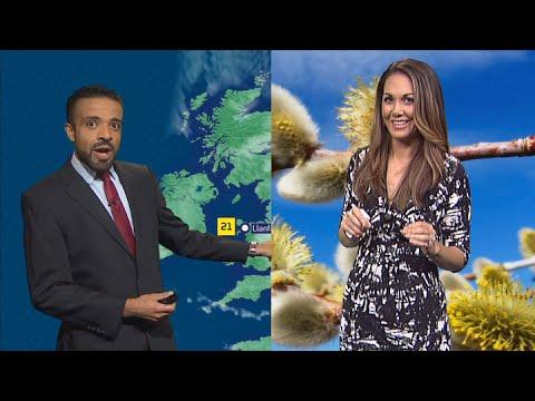 Next level – Breakfast weather presenter aces world's longest name