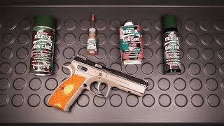EEZOX Ultimate Gun Care Solution to the