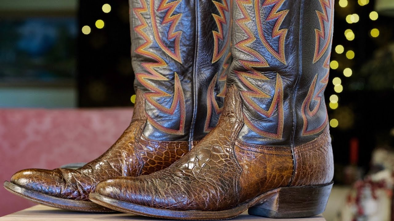 fbf35c3141d Nocona Alligator Boots Made In USA | FunnyCat.TV
