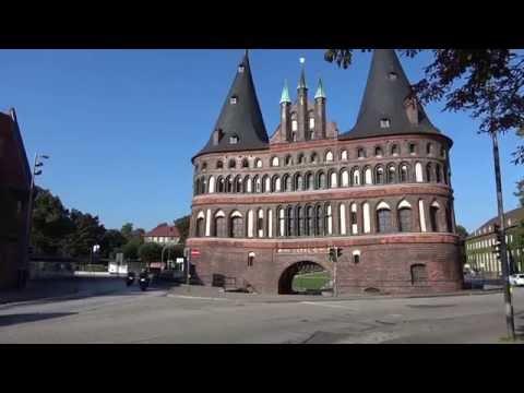Lubeck Germany - Lübeck City Tour