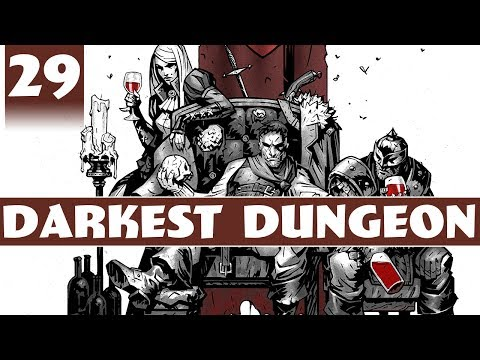 Darkest Dungeon - Crimson Court DLC Gameplay - Part 29 - Epic Courtyard