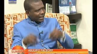 ASUU Strike: Lawyer Links Strike To Government's Lack Of Integrity Prt1