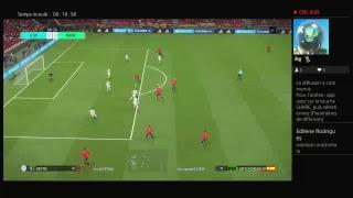 PES 2019  : Konami Pro Évolution  Gamplay HD My Clob