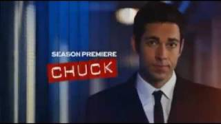 Chuck Season 5 Episode 1 Promo