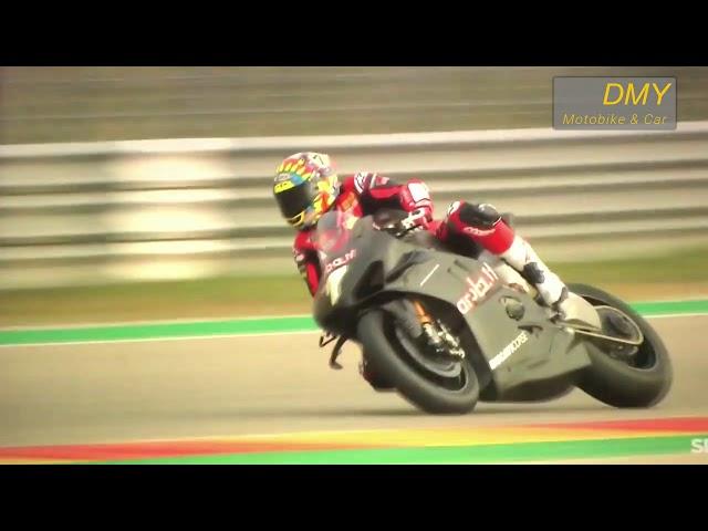 Ducati V4R World Super Bike Winter Test - Ducati Aruba 2018-2019