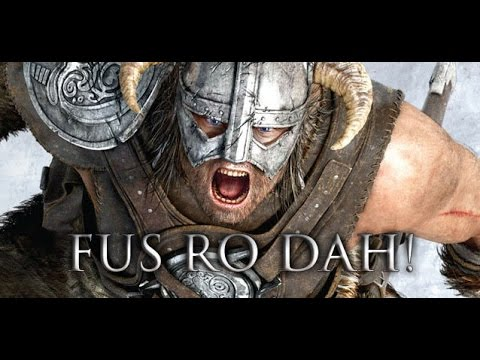 FUS RO DAH! Song + Lyrics - HD Remake