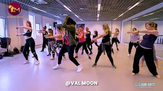 Kiss Daniel - Mama | Afrodance Bootcamp Utrecht Edition | Val Moon Choreo| The Netherlands