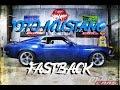 1970 Mustang Fastback 408 Stroker!