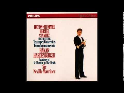 Jan Václav Stamic (Johann Stamitz) Trumpet Concerto in D major Hardenberger ASMF
