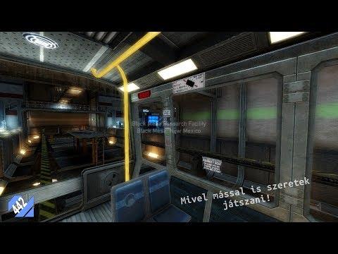 Éjszakai Live - Mivel mással is szeretek játszani! Black Mesa#1