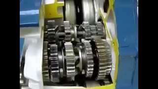 Eclaté moteur 125 cg