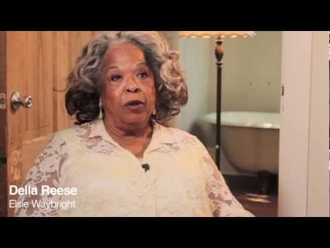 Christmas Angel - Della Reese Interview