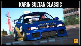 GTA Online: Обзор Karin Sultan Classic