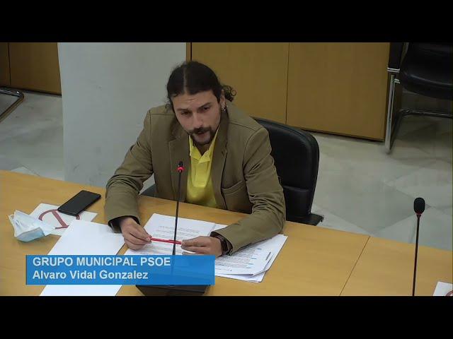 """Álvaro Vidal: """"Sobre la cohesión social y territorial los distritos quizá tengan algo que decir"""""""
