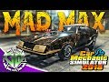 Car Mechanic Simulator 2018 : Mad Max Interceptor! 1973 Ford Falcon XB GT Coupe! (PC)